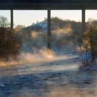 4. desember, #frostrøyk, foto: Anne Bruland