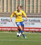 masterstudent på generasjon 100 og landslagsspiller i fotball, Inger Ane Hole. Foto: Stein Langørgen, CC BY-ND 2.0 https://creativecommons.org/licenses/by-nd/2.0/