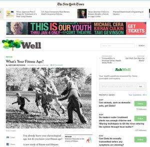 Kondiskalkis i NY Times